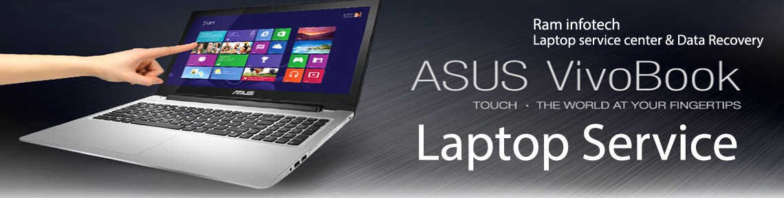 Asus Laptop Service Center chennai